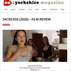 On Yorkshire Magazine