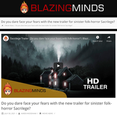 Blazing Minds