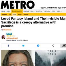 Metro London Review