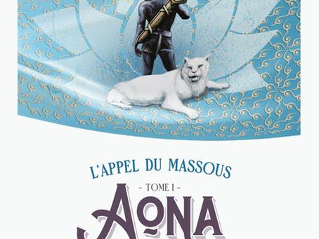 L'Appel du Massous - Tome1 - Aona, de Rexane LS - Fantasy
