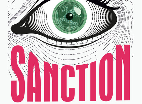 Sanction, de Pierre Tré-Hardy - Thriller d'anticipation