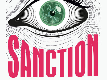 Sanction, de Pierre Tré-Hardy - Thriller d'anticipation