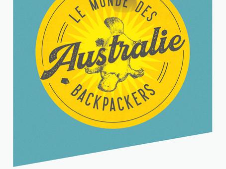 Le Monde des Backpackers - Australie, de Raphaël Paquereau - Récit de voyage