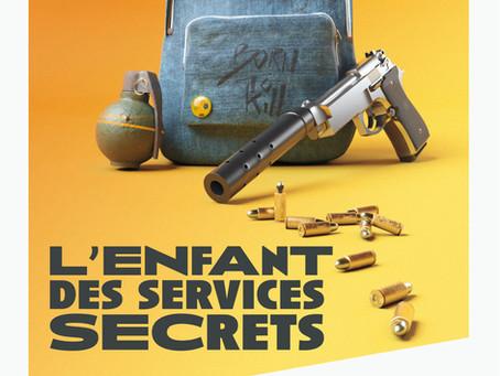 L'Enfant des services secrets, d'Emmanuel Muzard - Récit d'espionnage