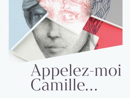 Appelez-moi Camille, de Sylvie Grignon - Epopée romantique de science-fiction réaliste