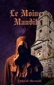 Le moine maudit, de Deborah Hernould - Nouvelle fantastique