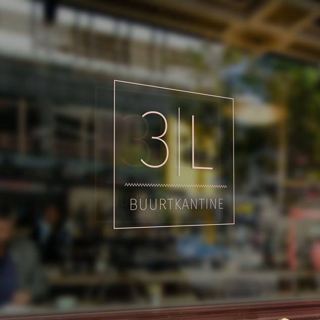 Logo 3L Buurtkantine