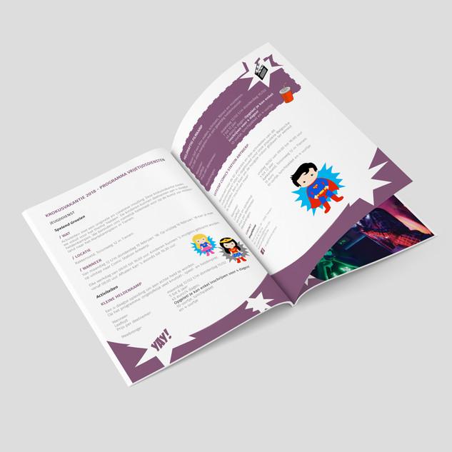 Folder Krokusaanbod 2018