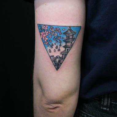 small tattoo tokyo