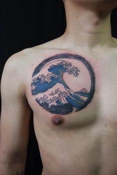 kanagawa wave