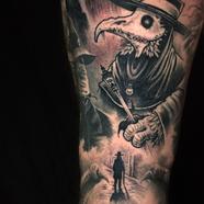 realism tattoo japan