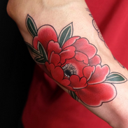 peony tattoo tokyo