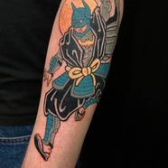 Btaman tattoo