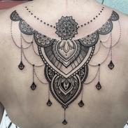ornemental tattoo tokyo