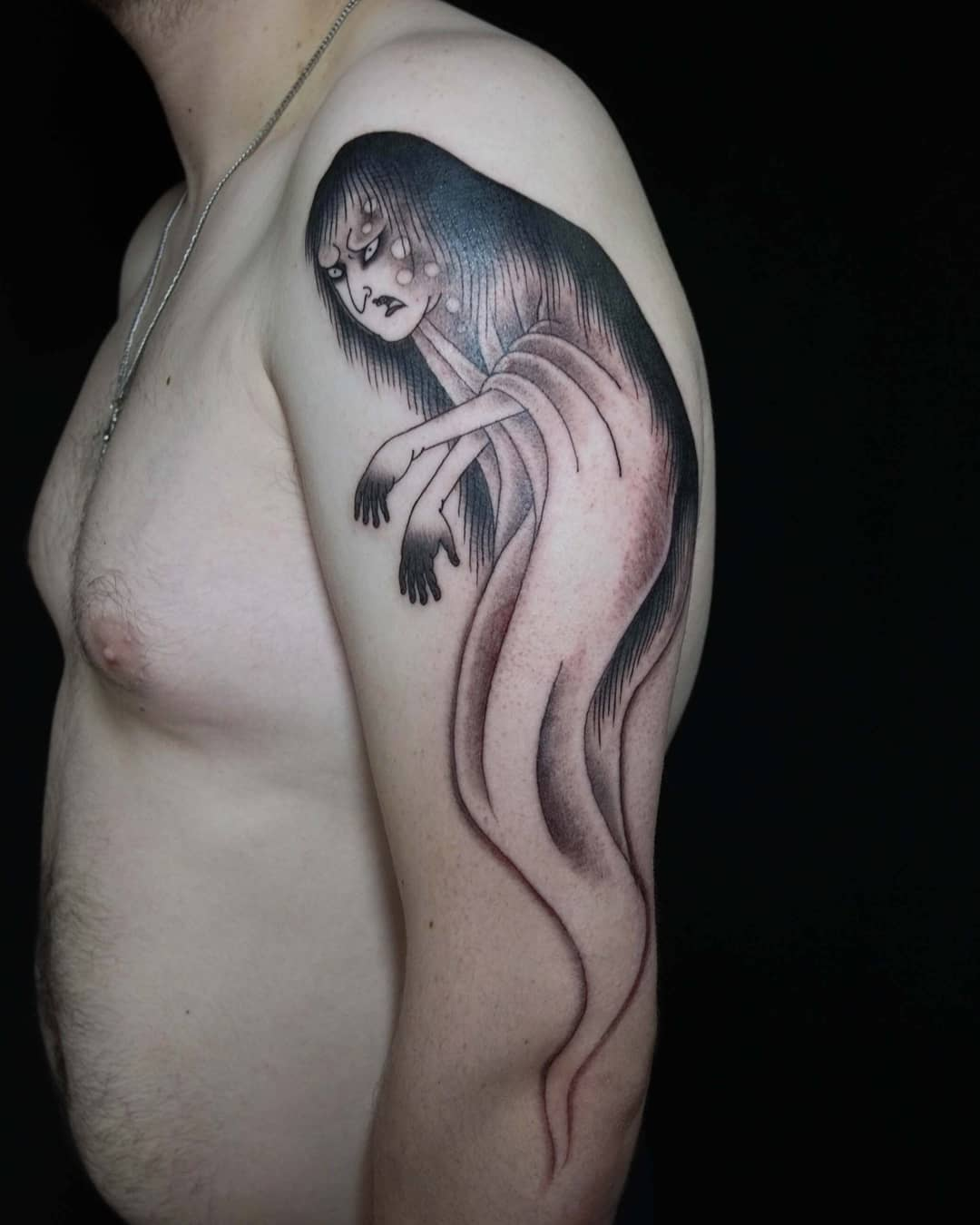 Ghost Tattoo