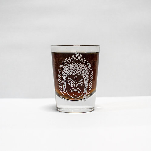 Shot glass - Fudo