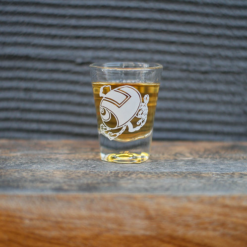 Shot glass - Kozuchi design