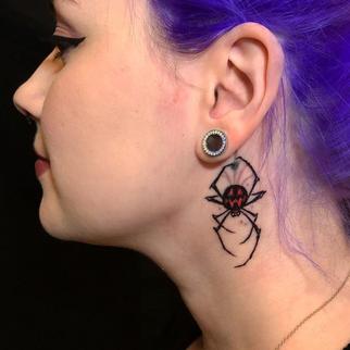spider tattoo tokyo