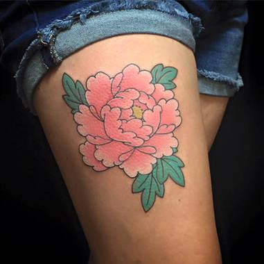 botan tattoo
