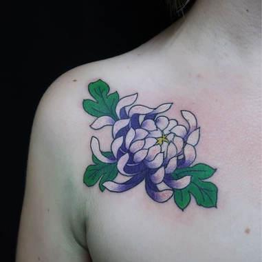 Kiku tattoo