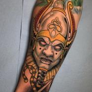 neo trad tattoo japan