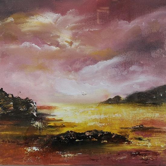 Bright Sky Trevone Bay