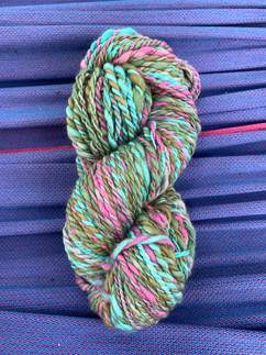 Polworth Handspun yarn