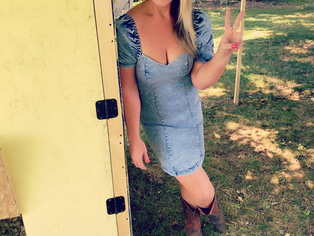 Country chic...kens...