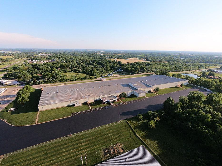 industrial property Columbia Missouri