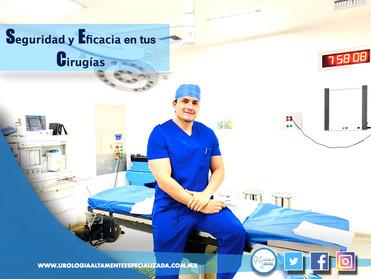 Cirugía Segura y Efectiva