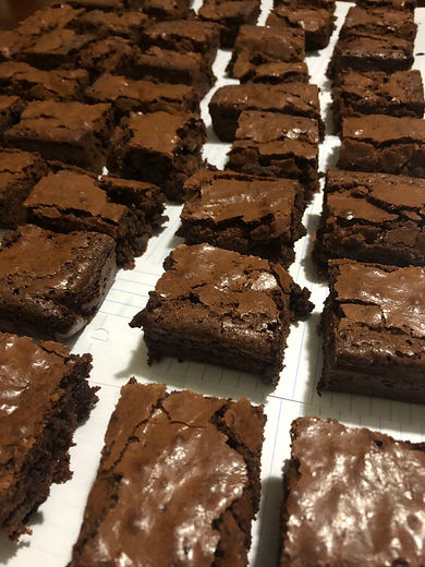 brownie squares on graph paper.jpg