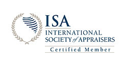 ISA certified member, appraiser, appraisal services