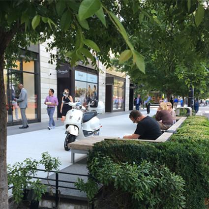 City Center Streetscape
