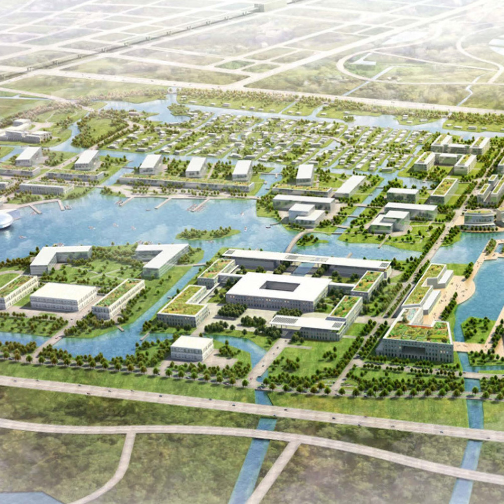 Suzhou International University Research Park