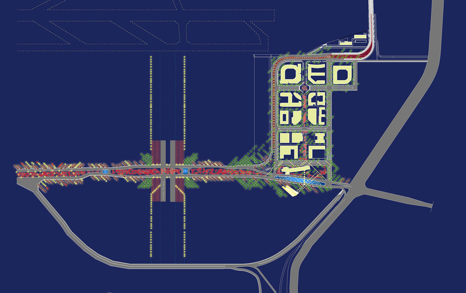 Delhi International Airport Masterplan