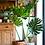 Thumbnail: Natural Basket Planter - Brown