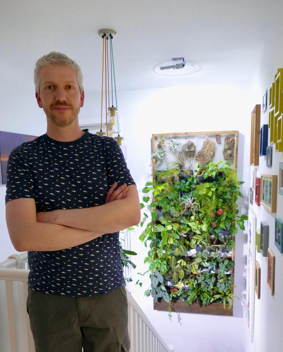 Indoor Plant Passions: Adam Critien