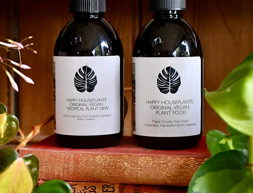 Plant Food & Tropical Dew Spray