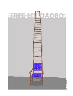 空凳子 Chair of Freedom