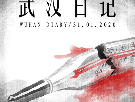 Day9 Wuhan Diary 武汉日记