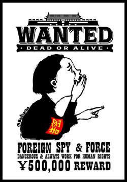 举报外国人