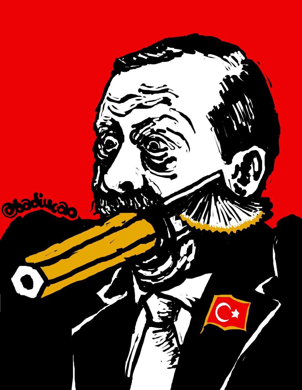 土耳其总理 土耳其逮捕讽刺政府漫画家