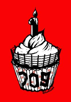 周年 Cartoon for 709 anniversary