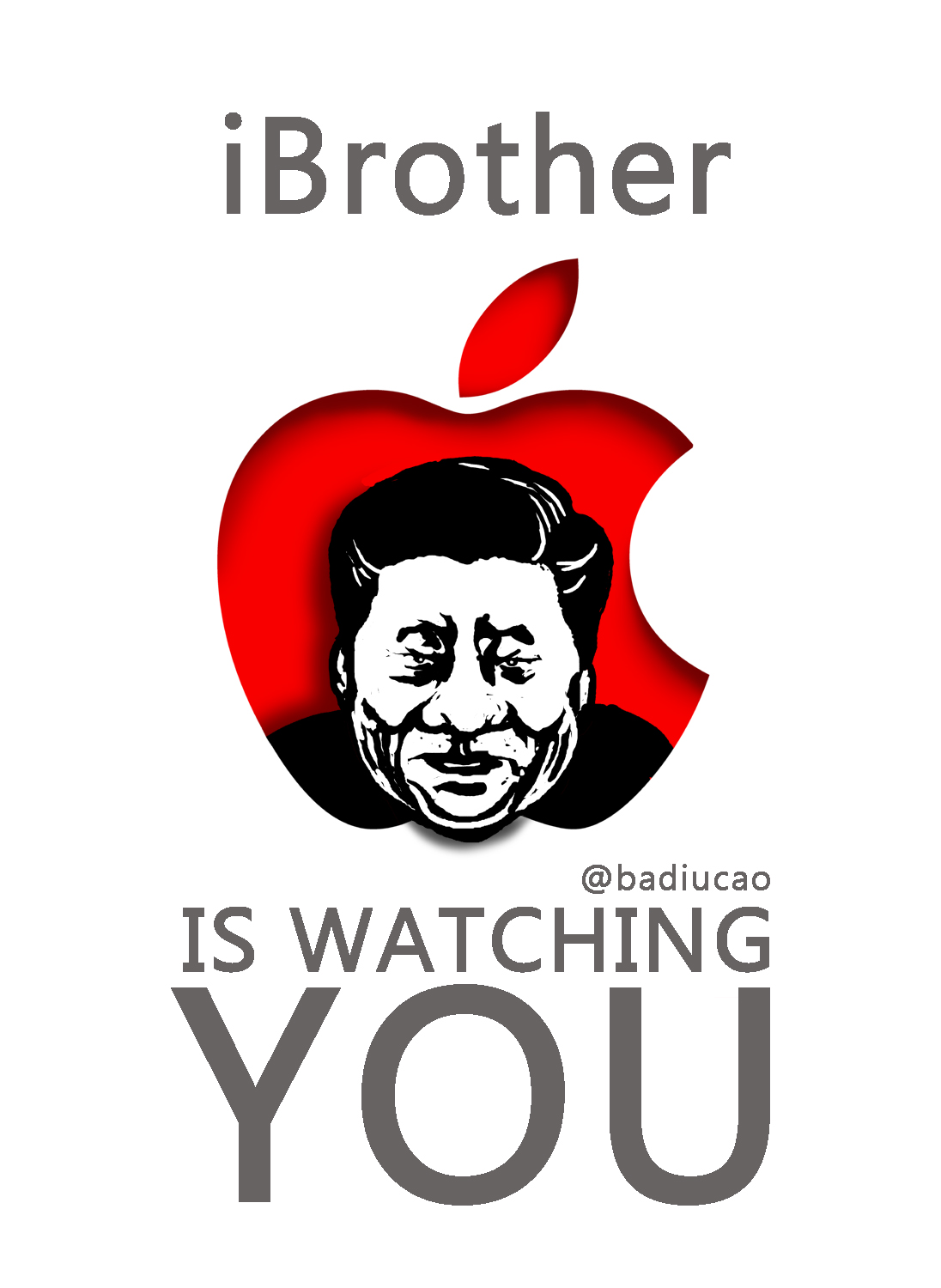 big brother is watching u 拷贝