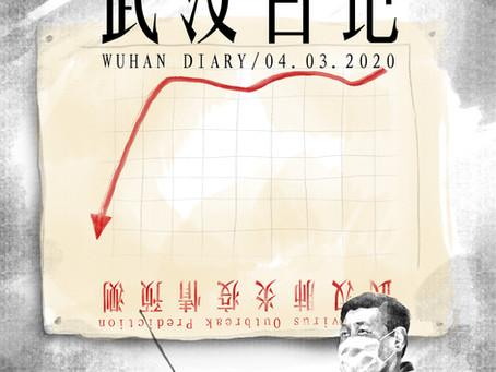 Day42 Wuhan Diary 武汉日记