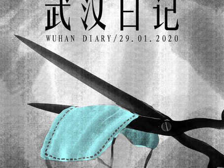 Day7 Wuhan Diary 武汉日记