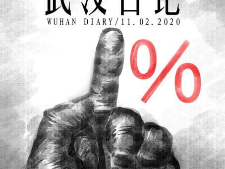 Day20 Wuhan Diary 武汉日记