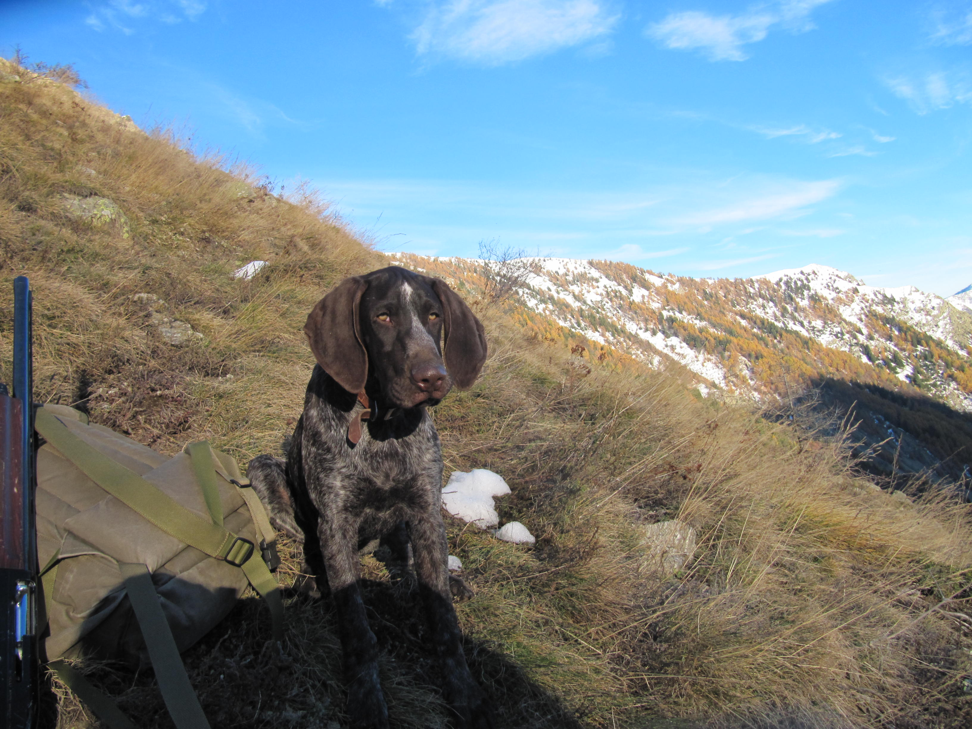 Ares nei monti