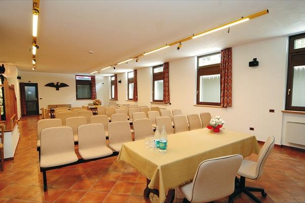 La sala riunioni