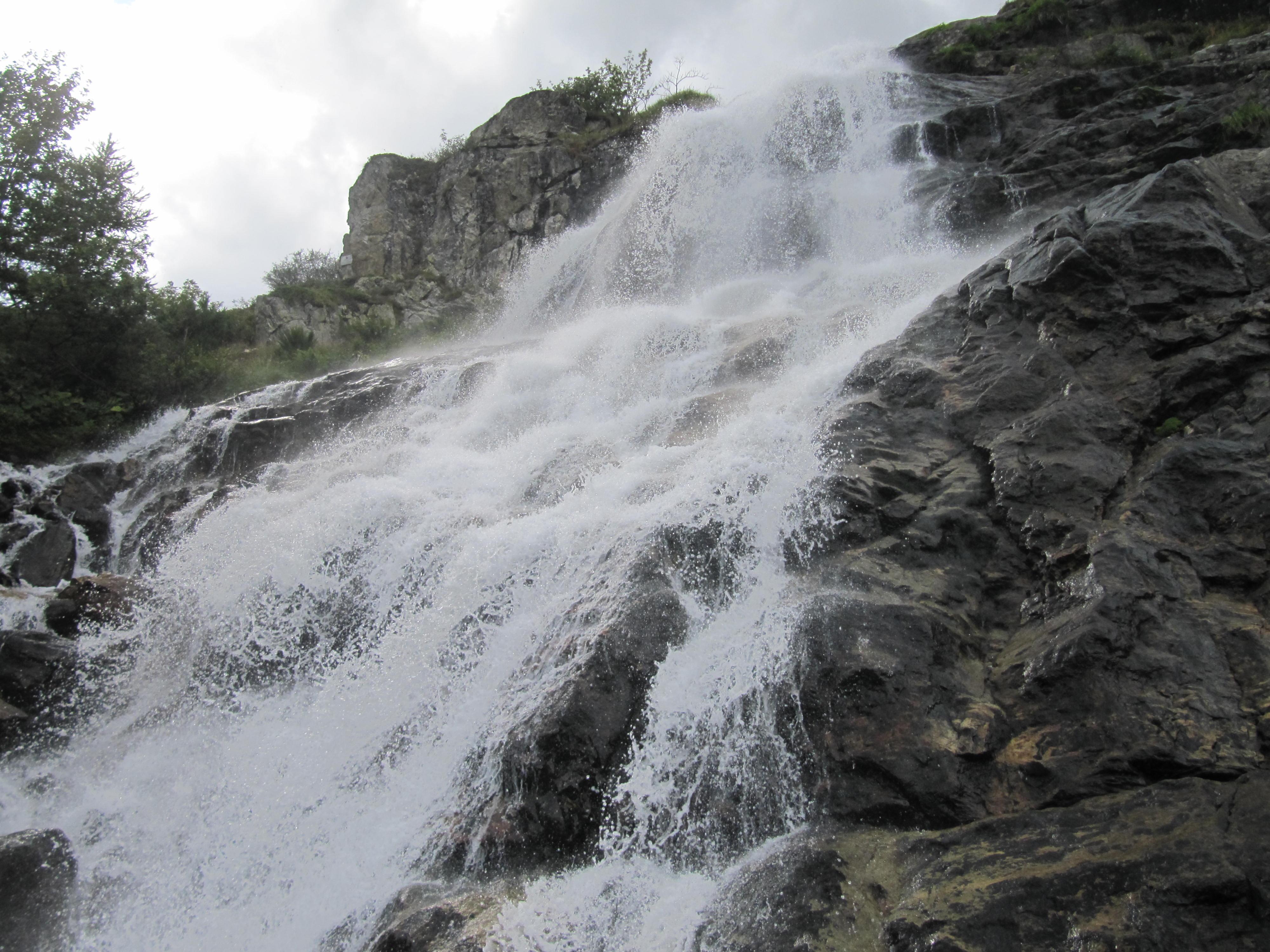 cascata del Migliorero
